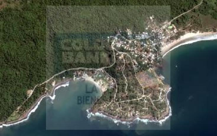 Foto de terreno habitacional en venta en  12-18, chacala, compostela, nayarit, 1034175 No. 08