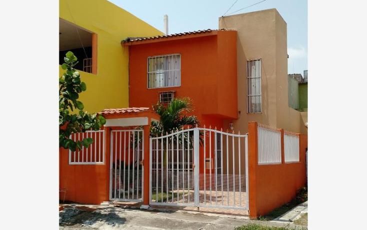 Foto de casa en venta en  122, costa dorada, veracruz, veracruz de ignacio de la llave, 1533112 No. 01