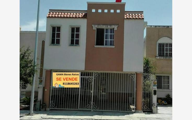 Foto de casa en venta en  122, puerta de anáhuac, general escobedo, nuevo león, 2162722 No. 01
