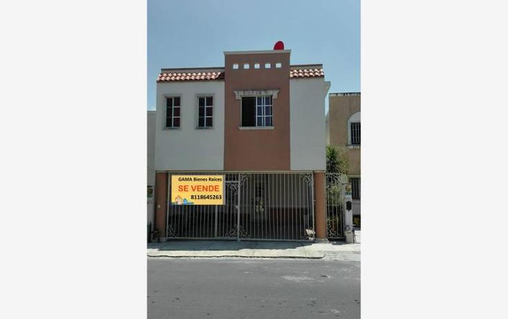 Foto de casa en venta en  122, puerta de anáhuac, general escobedo, nuevo león, 2162722 No. 02