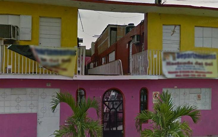 Foto de departamento en venta en  122, reforma, mazatlán, sinaloa, 1733960 No. 01