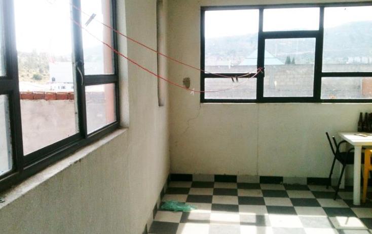 Foto de casa en venta en santa cruz 122, santiago jaltepec, mineral de la reforma, hidalgo, 778667 No. 10