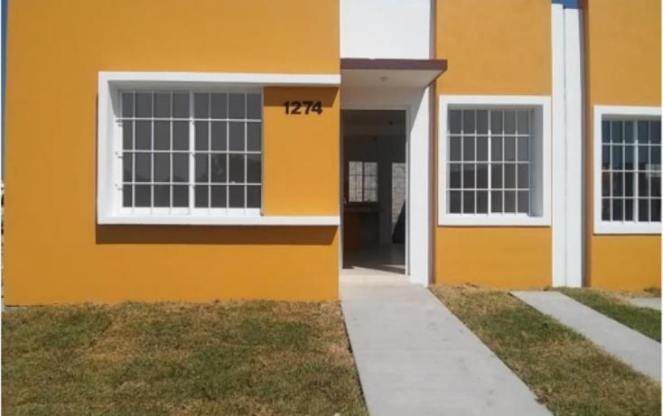 Foto de casa en venta en  1222, la reserva, villa de álvarez, colima, 1992876 No. 01