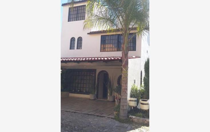 Foto de casa en renta en  1225, floresta del sur, celaya, guanajuato, 463771 No. 01