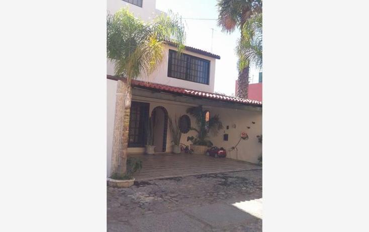 Foto de casa en renta en  1225, floresta del sur, celaya, guanajuato, 463771 No. 02