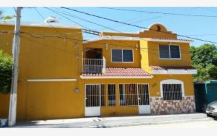 Foto de casa en venta en  123, casa redonda, mazatl?n, sinaloa, 1362153 No. 01