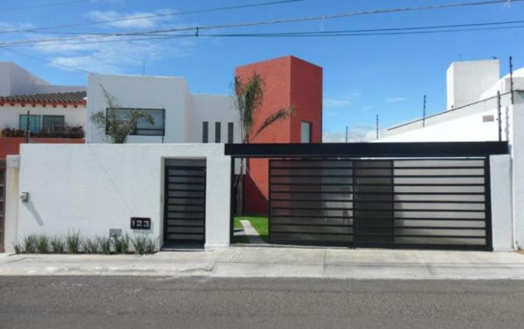 Foto de casa en venta en  123, juriquilla, quer?taro, quer?taro, 399886 No. 01