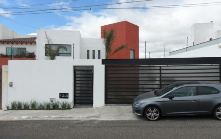 Foto de casa en venta en  123, juriquilla, quer?taro, quer?taro, 399886 No. 10