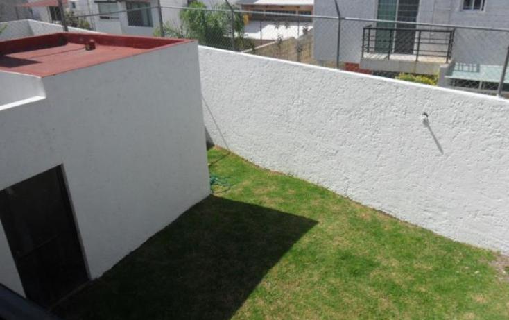 Foto de casa en venta en  123, juriquilla, quer?taro, quer?taro, 399886 No. 30