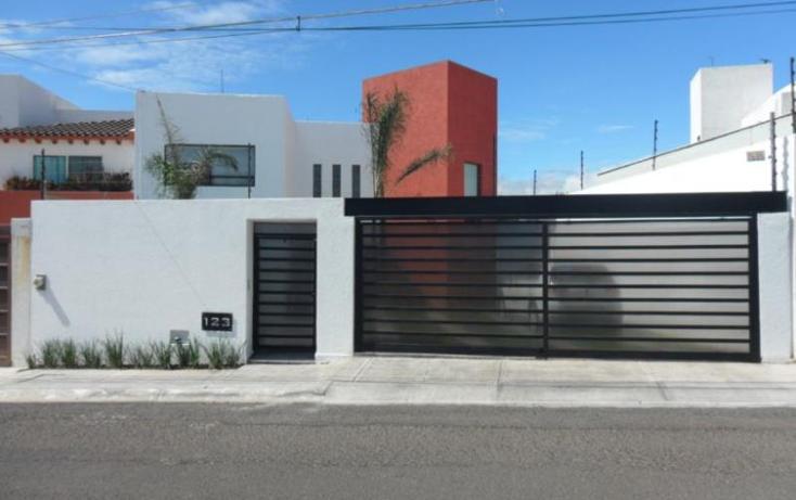Foto de casa en venta en  123, juriquilla, quer?taro, quer?taro, 399886 No. 41