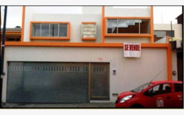 Foto de casa en venta en  123, morelia centro, morelia, michoacán de ocampo, 1491803 No. 01