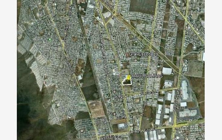 Foto de terreno comercial en venta en  123, raul salinas, santa catarina, nuevo león, 404295 No. 01