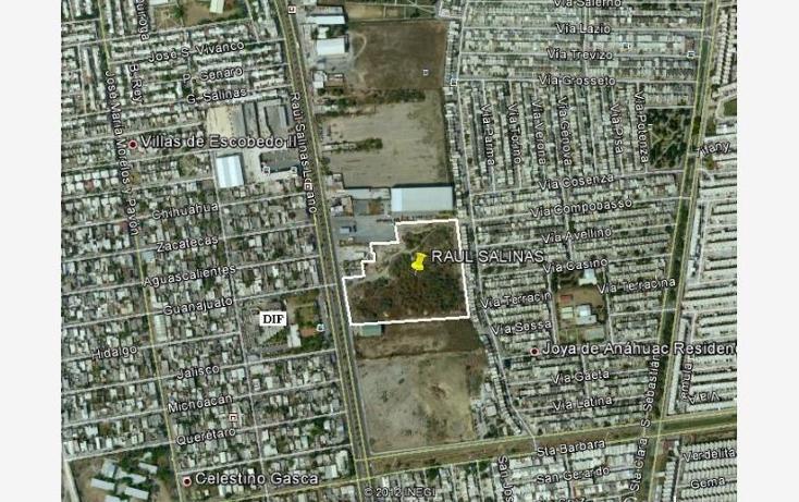Foto de terreno comercial en venta en  123, raul salinas, santa catarina, nuevo león, 404295 No. 02