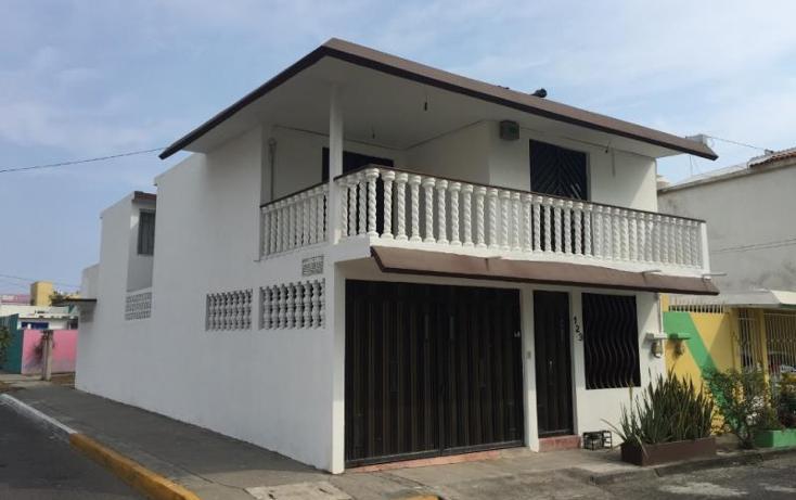Foto de casa en venta en margarita canseco 123, villa rica 2, veracruz, veracruz de ignacio de la llave, 1648412 No. 01