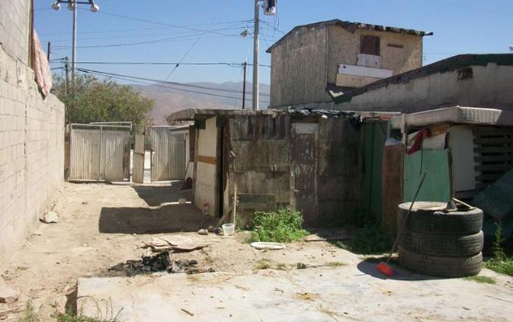 Foto de terreno habitacional en venta en  12313, valle verde, tijuana, baja california, 593321 No. 04