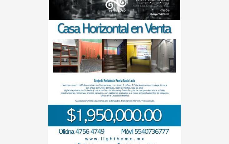 Foto de casa en venta en  1236, santa lucia, álvaro obregón, distrito federal, 1595626 No. 33