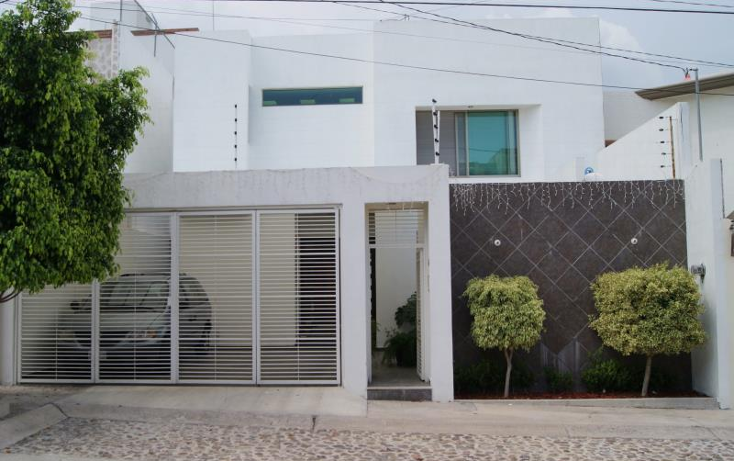 Foto de casa en venta en  124, canteras de san josé, aguascalientes, aguascalientes, 1741008 No. 01
