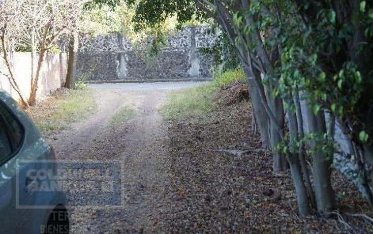 Foto de terreno habitacional en venta en  124, chamilpa, cuernavaca, morelos, 2035720 No. 04