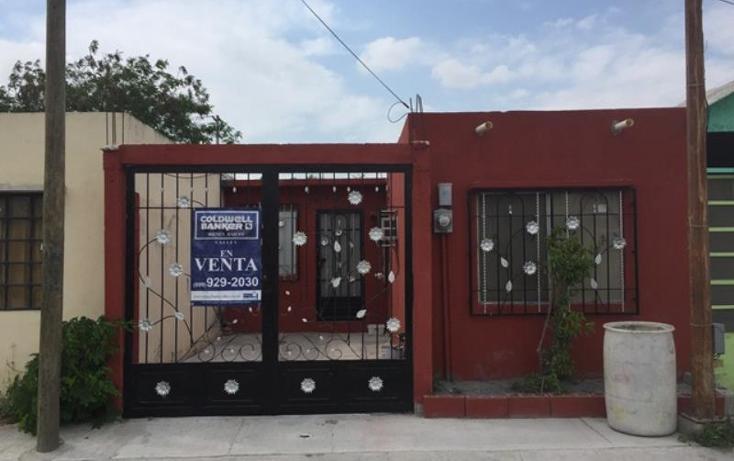 Foto de casa en venta en  124, villa diamante, reynosa, tamaulipas, 1710466 No. 01