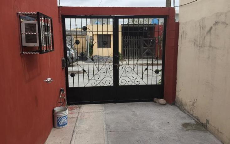 Foto de casa en venta en  124, villa diamante, reynosa, tamaulipas, 1710466 No. 02
