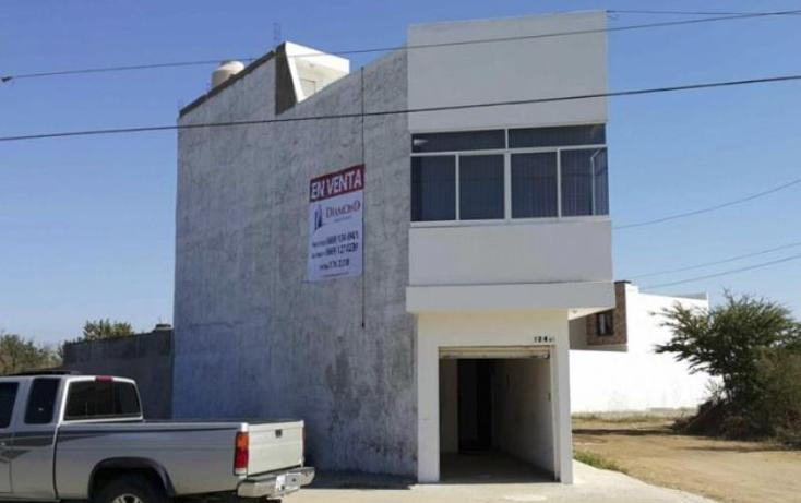 Foto de departamento en venta en ejido chametla, avenida santa rosa 12401, ampliación valle del ejido, mazatlán, sinaloa, 1612534 No. 02