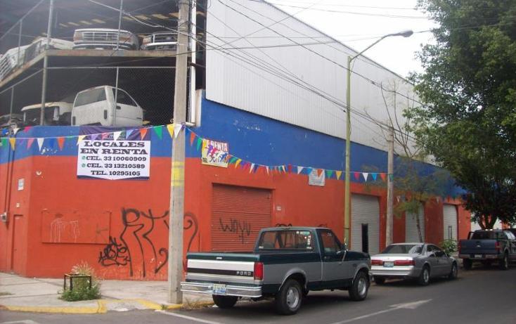 Foto de local en renta en  1242, las conchas, guadalajara, jalisco, 1706852 No. 01