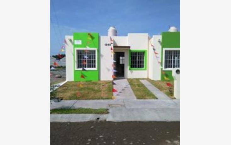 Foto de casa en venta en  1245, la reserva, villa de álvarez, colima, 1529408 No. 01