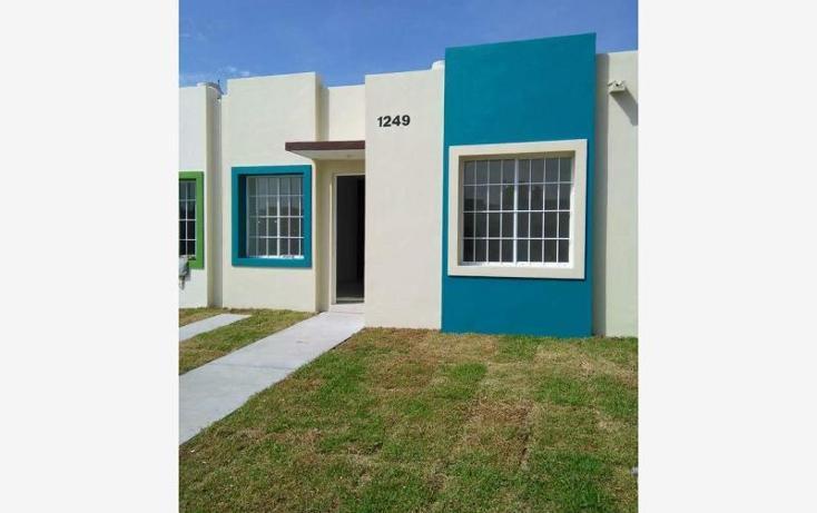 Foto de casa en venta en  1245, la reserva, villa de álvarez, colima, 1529408 No. 06