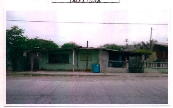 Foto de casa en venta en bajio 1249, la sandia, nuevo laredo, tamaulipas, 1422251 No. 01