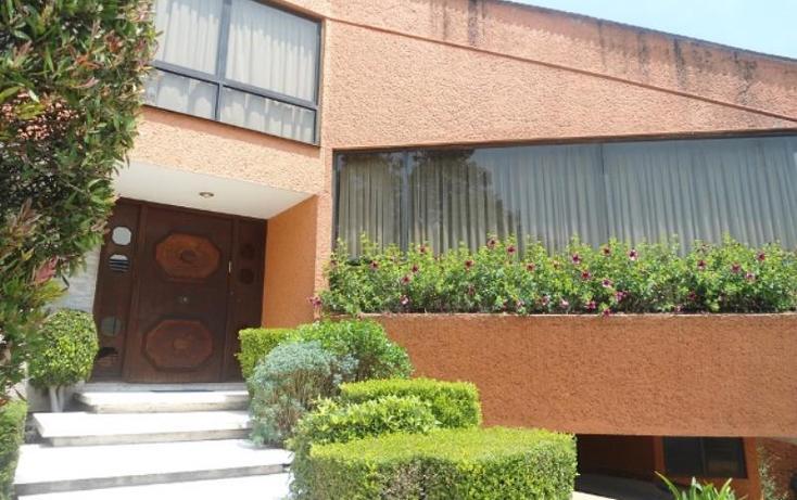 Foto de casa en venta en paseo de las lilas 125, bosques de las lomas, cuajimalpa de morelos, distrito federal, 1009669 No. 01