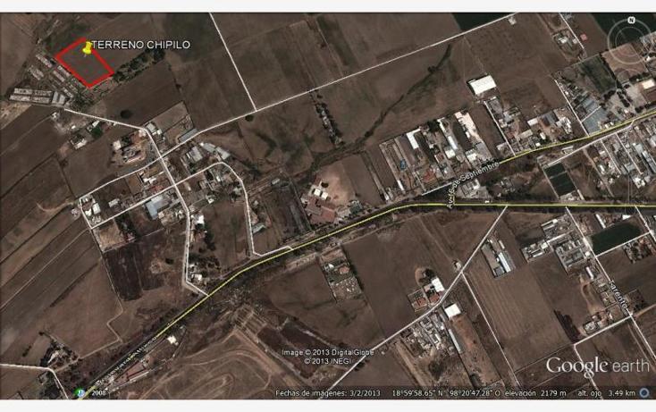 Foto de terreno comercial en venta en  125, chipilo de francisco javier mina, san gregorio atzompa, puebla, 379964 No. 02