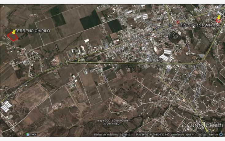 Foto de terreno comercial en venta en  125, chipilo de francisco javier mina, san gregorio atzompa, puebla, 379964 No. 03