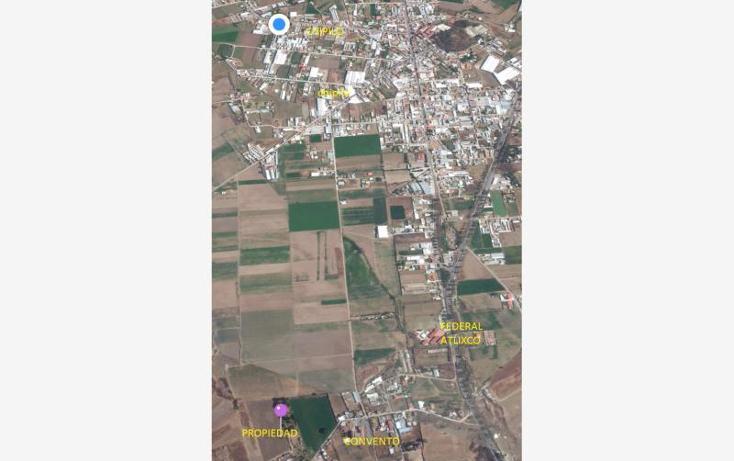 Foto de terreno comercial en venta en  125, chipilo de francisco javier mina, san gregorio atzompa, puebla, 379964 No. 04