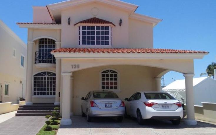 Foto de casa en venta en  125, club real, mazatlán, sinaloa, 1449315 No. 01