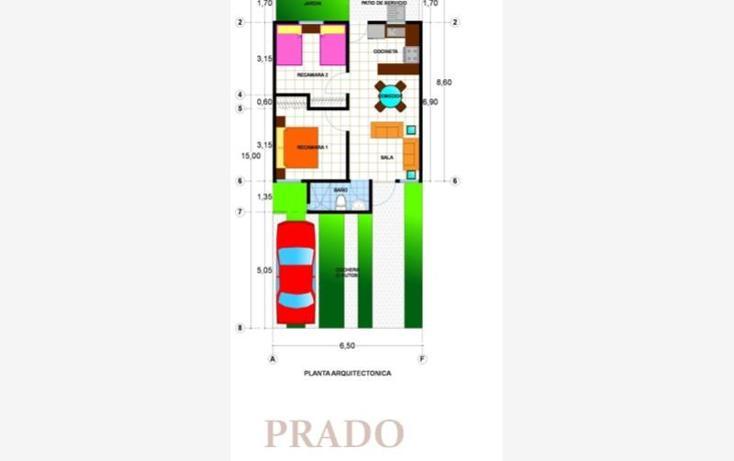 Foto de casa en venta en  125, el prado, colima, colima, 1775708 No. 14