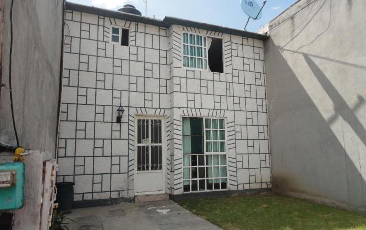 Foto de casa en venta en  125, jardines de la hacienda sur, cuautitlán izcalli, méxico, 2028300 No. 01