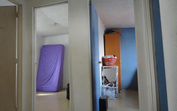 Foto de casa en venta en  125, jardines de la hacienda sur, cuautitlán izcalli, méxico, 2028300 No. 10