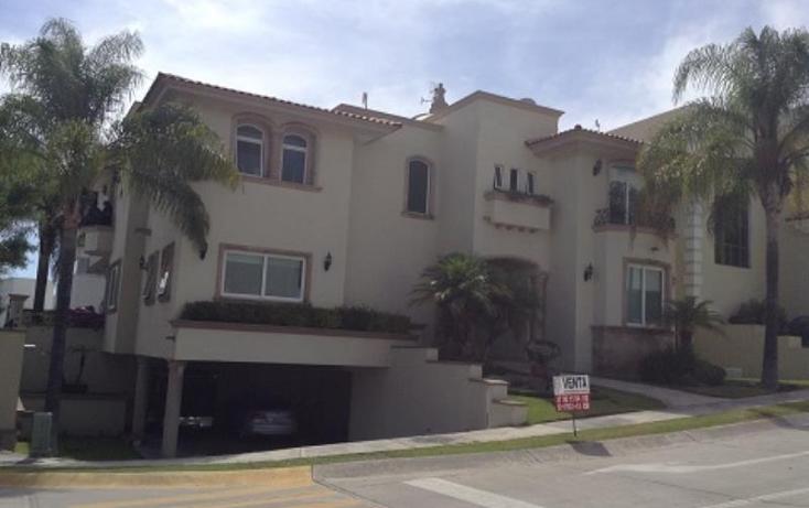 Foto de casa en venta en  125, residencial los frailes, zapopan, jalisco, 429134 No. 01