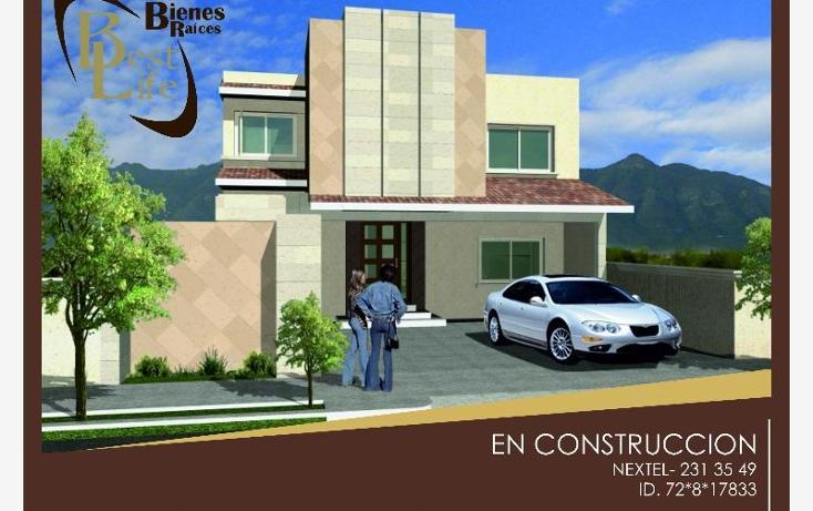 Foto de casa en venta en  125, rinc?n de sayavedra, saltillo, coahuila de zaragoza, 389377 No. 03
