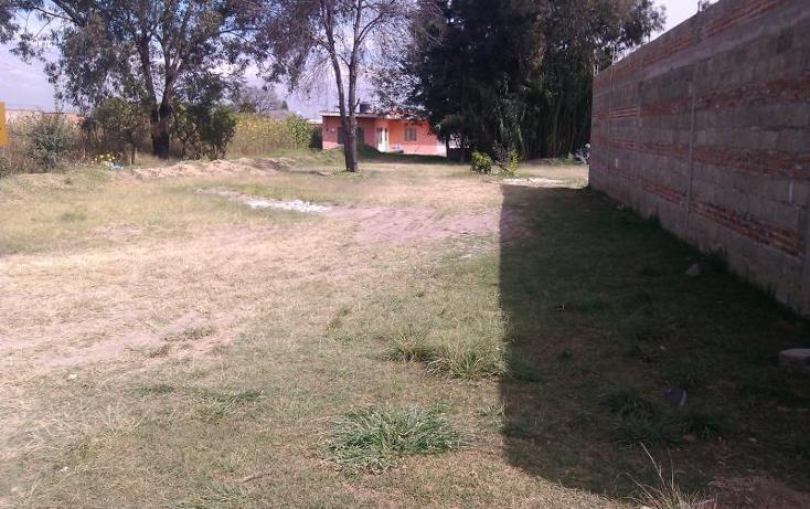 Foto de terreno habitacional en venta en  125, san rafael comac, san andrés cholula, puebla, 631219 No. 01
