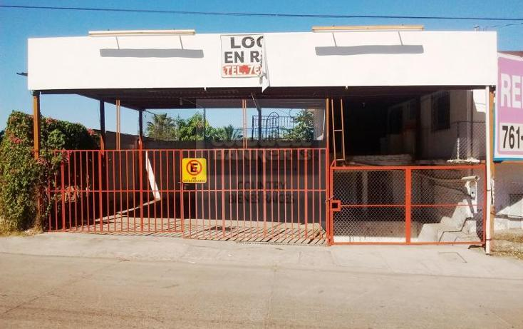 Foto de local en renta en  1255, independencia, culiacán, sinaloa, 1566880 No. 01
