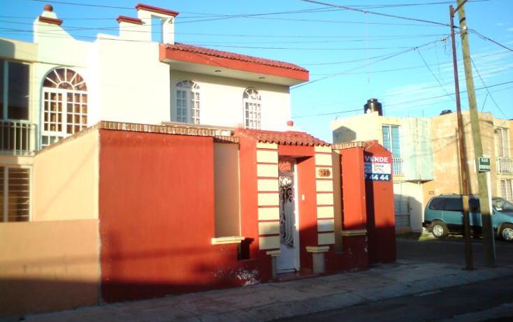 Foto de casa en venta en  127, balcones de zamora, zamora, michoacán de ocampo, 1307757 No. 04