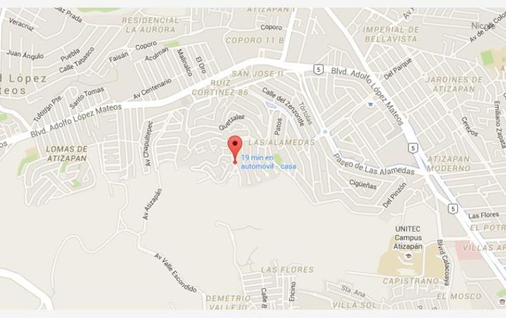 Foto de casa en venta en  127, las alamedas, atizapán de zaragoza, méxico, 1840450 No. 04