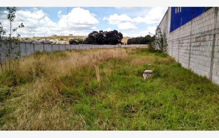Foto de terreno comercial en venta en  127, san josé el conde, puebla, puebla, 672657 No. 03