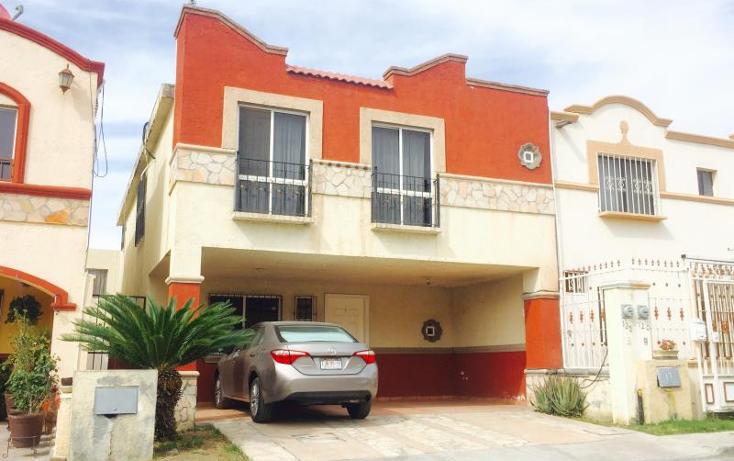 Foto de casa en venta en  128, hacienda san rafael, saltillo, coahuila de zaragoza, 2676104 No. 01