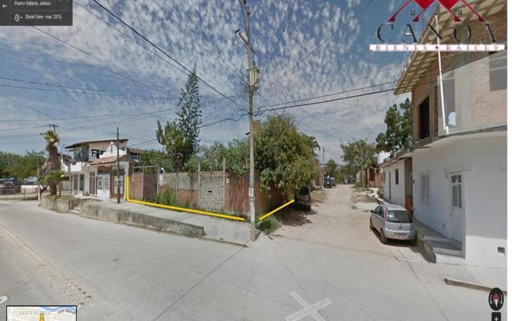 Foto de terreno habitacional en venta en  129, independencia, puerto vallarta, jalisco, 1590058 No. 01