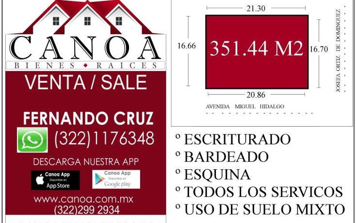 Foto de terreno habitacional en venta en  129, independencia, puerto vallarta, jalisco, 1590058 No. 08