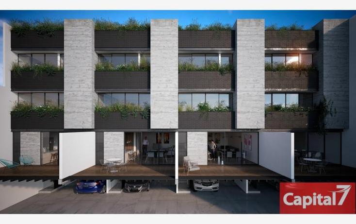 Foto de departamento en venta en  129, roma sur, cuauhtémoc, distrito federal, 2218250 No. 05
