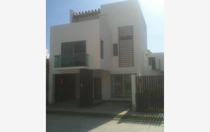 Foto de casa en venta en 12a norte poniente 170, san josé terán, tuxtla gutiérrez, chiapas, 1614032 No. 01