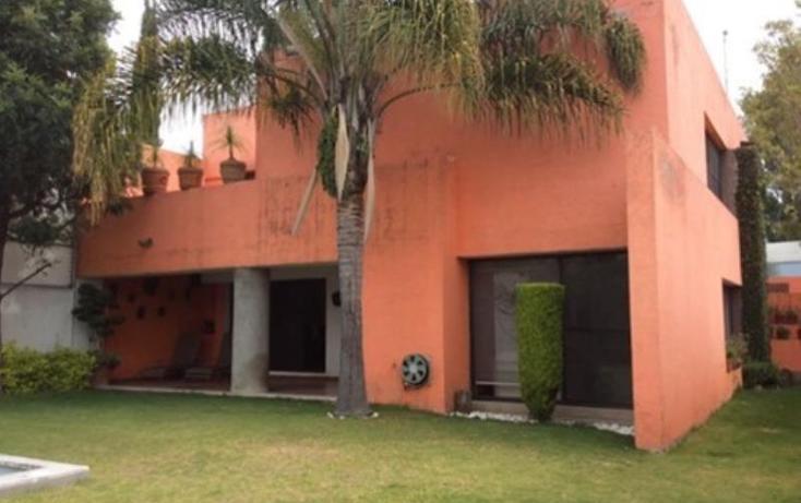 Foto de casa en venta en  13, club de golf la huerta, san pedro cholula, puebla, 1845308 No. 01